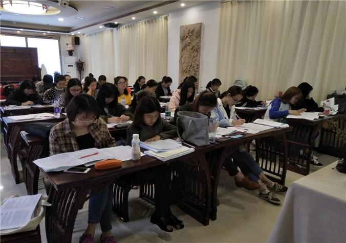 海南专升本热带海洋英语专业培训现场3