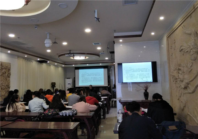 热带海洋英语专业培训现场4