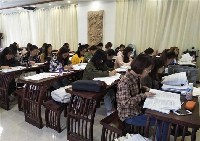 热带海洋英语专业培训现场1